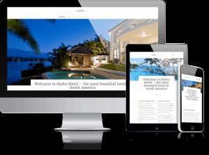 hotel website menston