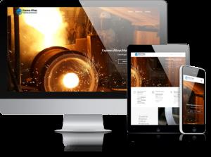 Express Alloys Website