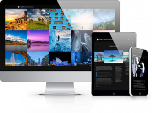 photography website design menston